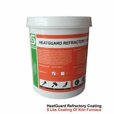 3270F Heat Guard Refractory Ceramic Coating 5 Lbs.Coating of kiln furnace