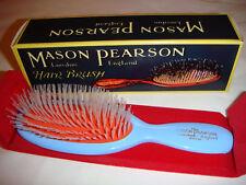 Mason Pearson N4 Pocket Nylon Hairbrush - Blue