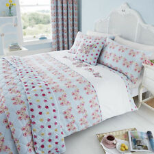 Cotton Blend Embroidered Country Bedding Sets & Duvet Covers