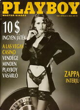 Playboy Hungary 1993/04 - Barbara Moore - Tiffany Sloan - Cady Cantrell