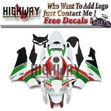 Injection ABS Fairings For Honda CBR600RR F5 05 06 Green Red White Bodywork Kit