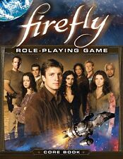 FIREFLY Role-Playing Game 'Core Book' Hardcover (Margaret Weis Productions) #NEW