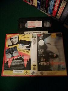 THE VAMPIRE HAPPENING (1971) - RARE Australian Filmpac Issue Cult Horror Comedy