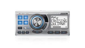 Alpine CDA-118M Marine CD/USB/IPOD Commander Receiver
