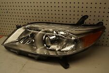 2011 2012 2013 2014 Toyota Sienna Left Driver Side HID Xenon Headlight OEM