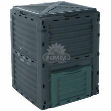 Composter Compostiera Eco Capacità 300 Litri 81x61x61cm
