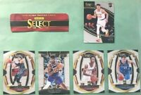 Pick you cards - Lot - 18/19 Panini Select Basketball Rookies & Silver parallels
