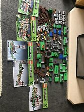 Lego Minecraft 21127 The Fortress With Box And Instructions
