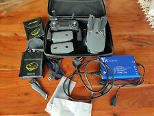 Dji Mavic Pro Drone 4K (2 batteries + hard case + nd filters + car charger...)