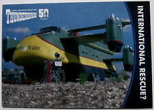 THUNDERBIRDS 50 YEARS - Card #17 - Gerry Anderson - Unstoppable Cards Ltd 2015
