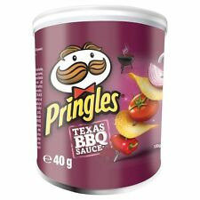 Pringles Texas BBQ Sauce 12 X 40g