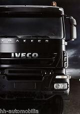 Prospekt Iveco Trakker LKWs 4 07 Autoprospekt 2007 truck brochure Nutzfahrzeuge