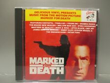 Marked For Death ~ Soundtrack (CD,1990, Delicious Vinyl) Brand New