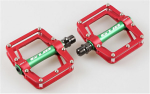 1 Pair Aluminum UltraLight Bicycle Pedals Mountain Road Bike Pedals Anti-Slip