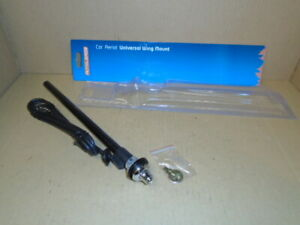 Classic MINI * Radio Aerial Retractable Wing Mount with keys * Size/length shown