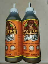 New Gorilla Glue Fresh 18Oz Bottle All Purpose World'S Best Glue 2 bottles
