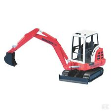 Bruder Schaeff HR16 Mini Excavator 1:16 Scale Model