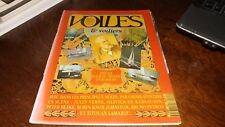 Voiles et voiliers - special tour du monde en 80 jours - mensuel n° 265  03/1993