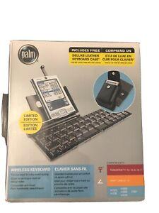 Palm Wireless Keyboard for Zire, Tungsten, etc. (new w/damaged package)