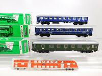CO903-1# 3x Märklin H0/AC D-Zug-Wagen etc DB/CIWL: 4026 + 4027 + 4029, OVP