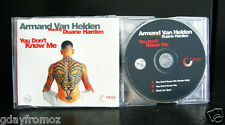 Armand Van Helden - You Don't Know Me 3 Track CD Single