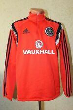 Scotland Football Training Top Jersey Jacket Adidas 2014 Size M Mens Adult