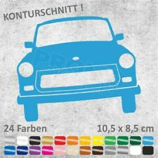Sticker Trabant 601S 0023