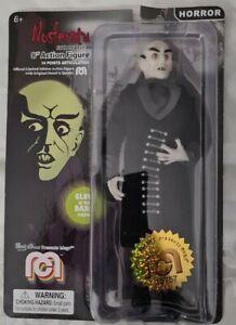 Horror - Mego 8-Inch Retro Action Figure Wave 6 - Glow in the Dark Nosferatu