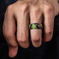 12 1 PC for Men Women Flexible Silicone Jewelry Ring Finger Accessories Rings