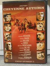 Cheyenne Autumn (DVD, 2007) RARE 1964 WESTERN ALL STAR CAST BRAND NEW