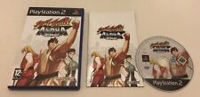 Street Fighter Alpha Anthology Sony PlayStation 2 PS2 Complete PAL Capcom Rare