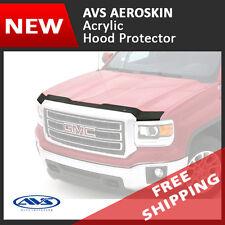 11-18 Dodge Durango AVS AeroSkin Hood Protectors Bug Shields Deflectors