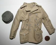 "Dragon 1/6th Scale WW2/WWII German Majors Jacket & Cap ""M Kater"""