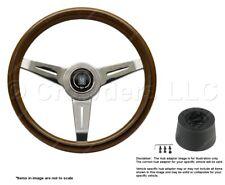 Nardi Classic 340mm Steering Wheel + Hub for Jeep 5061.34.3000 + .8603