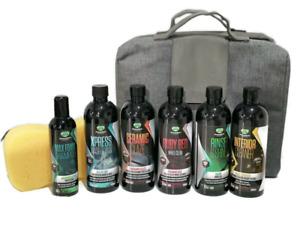 Ceramic Coating 7 in 1 Kit Car Wash Wax Ultimate Shine Detail Polish & Free Bag