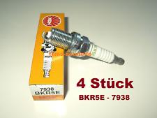 4 Original NGK Zündkerzen BKR5E 7938 NISSAN 100 NX B13 Almera N15 Primera P11