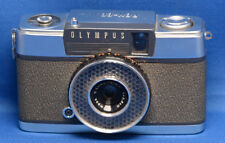 OLYMPUS PEN EE Vintage Pocket Compact Film Camera Zuiko f/3.5 28mm Japan 138757