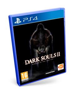 Dark Souls II Scholar of the First Sin PS4 ESPAÑOL NUEVO PRECINTADO CASTELLANO