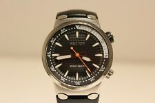 "BEAUTIFUL DIVER 200M SWISS MEN'S ST. STEEL AUTOMATIC WATCH ""SECTOR"" 700/BOXED"