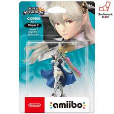 NEW Nintendo amiibo CORRIN (KAMUI) 3DS Wii U 2P Fighter NVL-C-AACP F/S