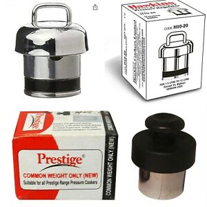 Ne Prestige Cooker Weight Whistle Assembly Hawkins Cooker H10-20 B10-20 Old New