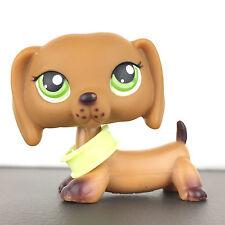 Authentic Littlest Petshop 139 Dog Dachshund / Chien Teckel LPS Pet Shop 307