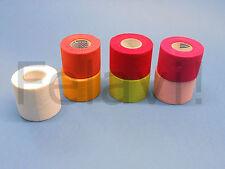 Coton Bande (€ 0.34/M) Bande de Tissu 7 Farben ! Auto-Adhésif Bande (F20/F21)