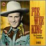 Pee Wee King The Essential Recordings NEW 2CD Swing Jazz Gift Idea Best OF Album