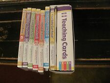 Your Baby Can Read set DVDs Cards Child
