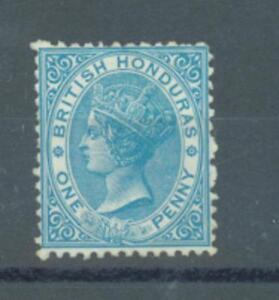 British Honduras 1872 wmk CC perf. 12.1/2 sg.5 MH no gum