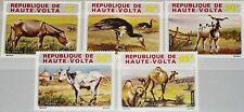 UPPER VOLTA OBERVOLTA 1972 405-09 282-86 Domestic Animals Haustiere Fauna MNH