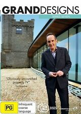 Grand Designs : Complete Series 7 (DVD, 2010, 2-Disc Set, region 4) gb4