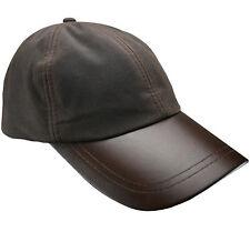 NEW John Deere Brown Waxed Visor Black Mesh Back Cap Hat LP67302 ... 857fd9f28772