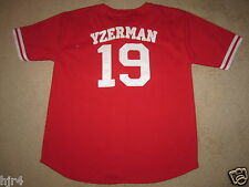 Steve Yzerman #19 Detroit Red Wings NHL Jersey LG L